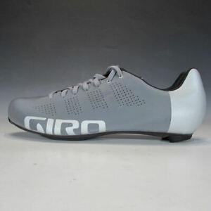 Giro Empire ACC Men's Road Cycling Shoes (Silver Reflective, EU 43)