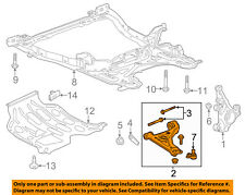 GM OEM Front Suspension-Lower Control Arm Left 95328052