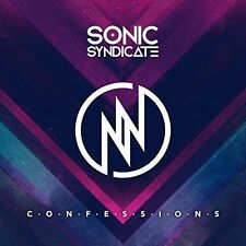 Sonic Syndicate - Confessions (CD, Oct-2016, Despotz)
