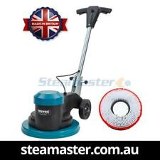 Made in UK, Steamaster 200 RPM Rotary Scrubber & Carpet Cleaning Brush