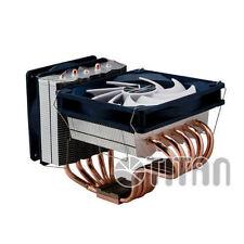 Titan Siberia 220W TDP Dual Heatsink/Fan Universal CPU Cooler -TTC-NC55TZ(RB)
