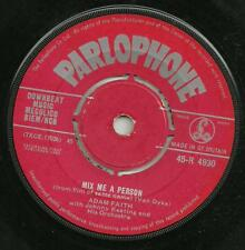 ADAM FAITH - MIX ME A PERSON - RED PARLOPHONE 1962 -UK 60s MOD BEAT MOVIE TIE-IN