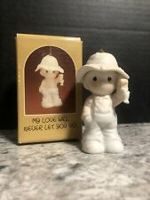 Precious Moments My Love Will Never Let You Go Ornament 114006