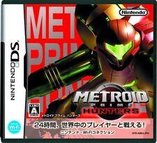 Used DS Metroid Prime Hunters Japan Import
