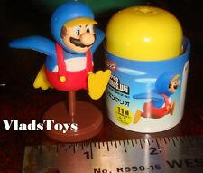 Furuta Choco Egg Super Mario Bros. Wii  Secret SP Penguin Outfit Mario USA