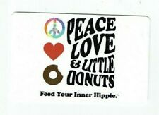 Peace Love & Little Donuts Gift Card - Feed Your Inner Hippie - No Value