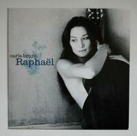 CARLA BRUNI : RAPHAEL (POCHETTE CARTONNÉE)  ♦ PROMO CD SINGLE ♦