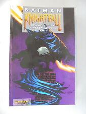 Batman Knightfall, Carlsen- Nr. 24 - Der Sturz der dunklen Ritters T. 7 / 1. Auf