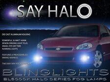 Angel Eye Halo Fog Lamp Kit for 2006 2007 Chevrolet Monte Carlo