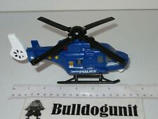 Tonka Police Helicopter Blue Light and Sounds 2013