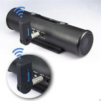 Auto KFZ Bluetooth Audio Adapter Empfänger Wireless Musik Sound AUX