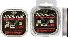 Filo da Pesca - TRABUCCO DIAMOND FLUOROCARBON FC-X 0,37