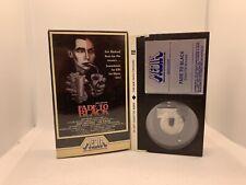 Fade to Black Beta Betamax Media - Silver Label