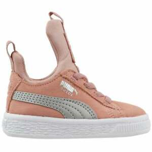 Puma Suede Fierce Ac  Infant Girls  Sneakers Shoes Casual