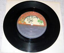 """KISS vintage 7"""" 45 Shout It Out Loud Aussie Australia Aucoin Casablanca Records"""