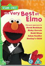 Sesame Street  - Very Best of Elmo   -  DVD  -  New & Sealed  Beckham Gervais