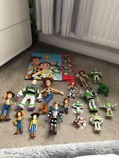 Disney Toy Story Bundle Some Vintage Lots Of Figures Ect❤️