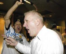 Steve Kerr signed autographed 8X10 photo Spurs, Bulls, Warriors Champs w/Coa