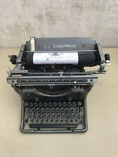 Underwood Vintage typewriter.