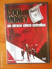 DVD COOL MONEY - UN ATRACO CINCO ESTRELLAS (C7)