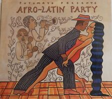 Putumayo Presents: Afro-Latin Party - Various Artists (CD 2005) VG++ 9/10