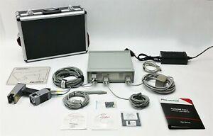POLHEMUS FastSCAN COBRA 3D CAD CAM HANDHELD LASER USB SCANNER SYSTEM+ACCESSORIES