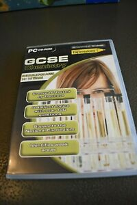 EDUCATIONAL PC CD ROM - GCSE CHEMISTRY - TEACHER RESOURCE / REVISION