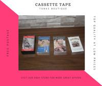 Wurlitzer Cassette Tape - Blackpool Tower Ball Room - Phil Kelsall 4 Tapes