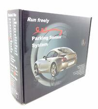 8 punto anteriore posteriore Kit Sensore Di Parcheggio Retromarcia con Display Universale ULTRASONI