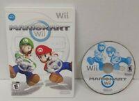 Mario Kart Racing - Nintendo Wii Wii U Game Tested Working  Complete