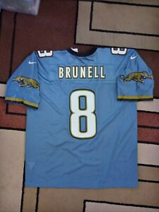 Mark Brunell Jacksonville Jaguars Nike Teal Jersey With Tags