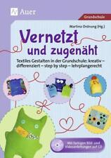 Vernetzt und Zugenäht ~ Martina Ordnung ~  9783403078074