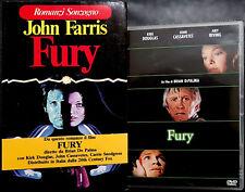 Brian De Palma, Fury (DVD + libro), 1978