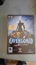 OVERLORD II 2 PC SIGILLATO ITALIANO