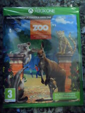 Zoo Tycoon Ultimate Animal Collection XBOX ONE Nuevo en castellano in english.