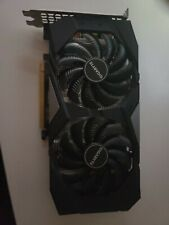 GIGABYTE GeForce GTX 1660 6GB GDDR6 PCI Express Graphics Card (GVN166TWF2OC6GD)