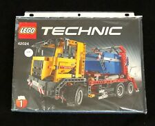 LEGO Technic 42024 Container Truck (instructions book only)