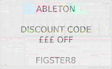 Ableton Live Intro, Standard or Suite - £20 off discount code