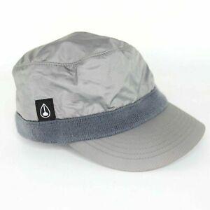 Nixon Military Nylon Cap Grey One Size
