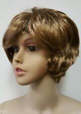 Female girl wig, fullsize  mannequins synthetic women wig#44