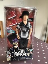 Justin Bieber JB Style Collection Doll - Hot Sneakers & Shoe Box - NEW