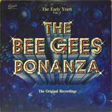THE BEE GEES 'THE EARLY YEARS VOL 1 - THE BEE GEES BONANZA' US IMPORT DOUBLE LP