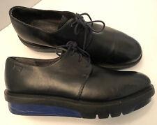 Women's CAMPER Glove Leather Platform Extralight Black Shoes RARELY WORN (39) 8½