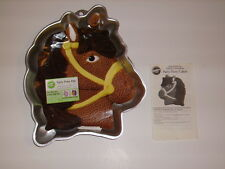 New WILTON My PRECIOUS LITTLE PONY Horse Birthday Party CAKE PAN Mold #2105-1011
