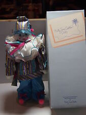 Vintage Betty Jane Carter Musical Clown Doll Vali 912703-79 Send in the Clowns