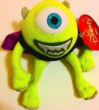 Halloween Vampire Dracula! Disney Pixar Monsters University Mike Wachowski plush