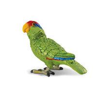 Green Cheeked Amazon Parrot Replica # 263729 ~ FREE SHIP/USA  w/ $25+ SAFARI