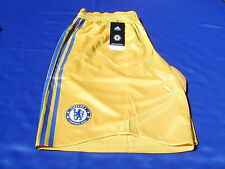 "BNWT Adidas Chelsea Giocatore Issue 2008-2009 3RD AWAY SHORTS XL 42 ""Girovita"