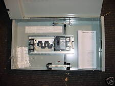 200 AMP CUTLER HAMMER RAINPROOF PANEL BR816B200RF (NEW)