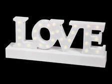 LED Stimmungsbeleuchtung LOVE Deko Dekoleuchte beleuchteter Schriftzug 220340